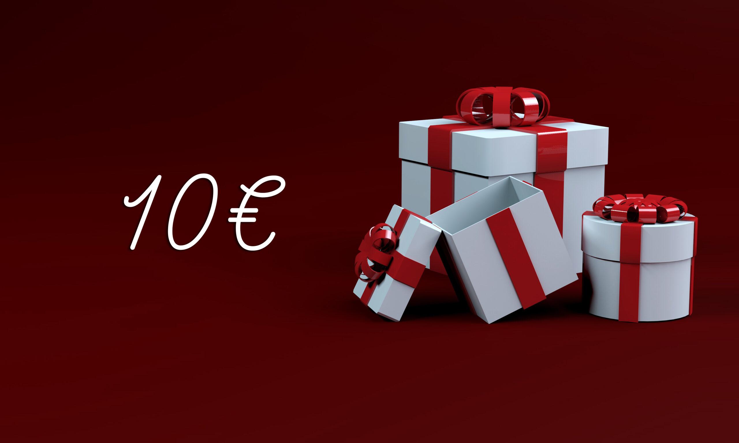 Guida ai regali di Natale 2020| Sotto i 10€